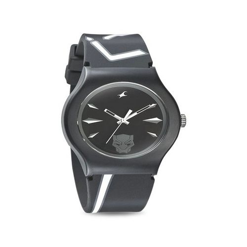 Fastrack 9915PP95 Black Panther Avengers-Infinity Wars Unisex Analog Watch