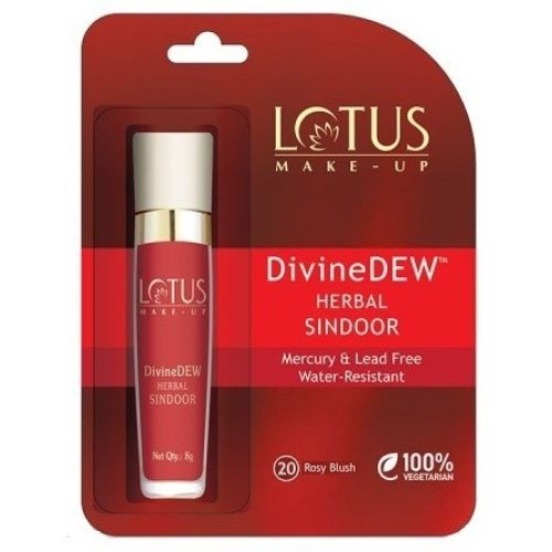 Lotus Makeup Divine Dew Sindoor