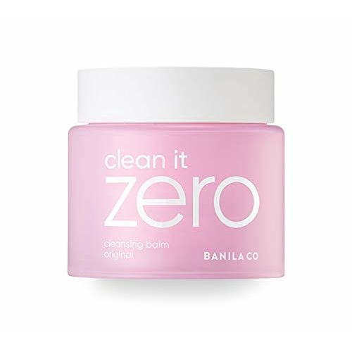 Banila Co. Clean It Zero Cleansers Pink Make-up Removers Balms Facial Skin Care