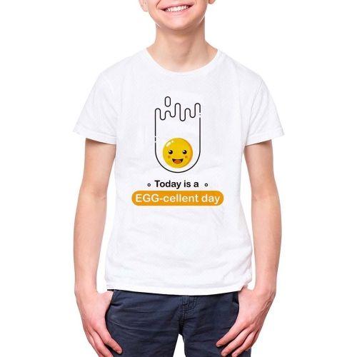 Casotec Boys Graphic Print Cotton Polyester Blend T Shirt