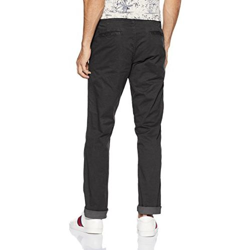 Cherokee by Unlimited Men's Tapered Fit Casual Trousers