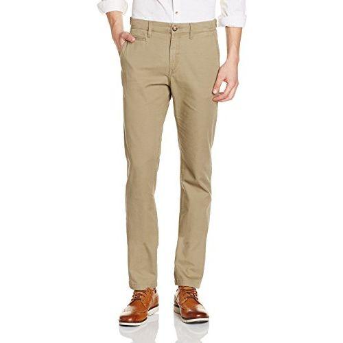 USPA Men's Casual Trousers