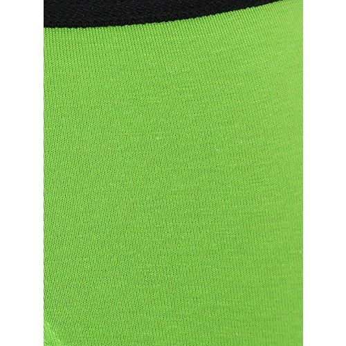 Jockey Men's Cotton Brief (8901326167106_SP02-0105-WH-PG_X-Large_White with Performance Green)