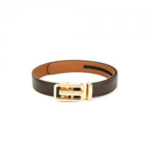 Pacific Brown Genuine Leather Formal Casual Belts