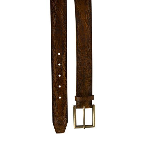 Leder Concepts Leder Concept's Tanish Brown Men's Genuine Leather Belt