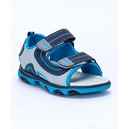 Cute Walk by Babyhug Floaters - Blue & Grey