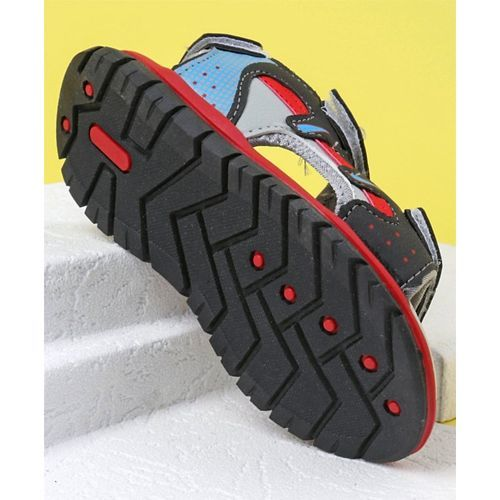 Cute Walk by Babyhug Floaters - Black Red