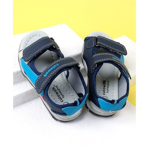 Cute Walk by Babyhug Floaters - Navy Blue