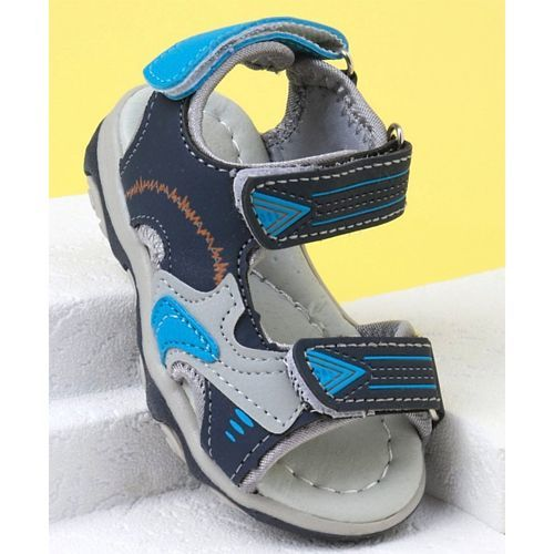 Cute Walk by Babyhug Floaters - Grey Blue