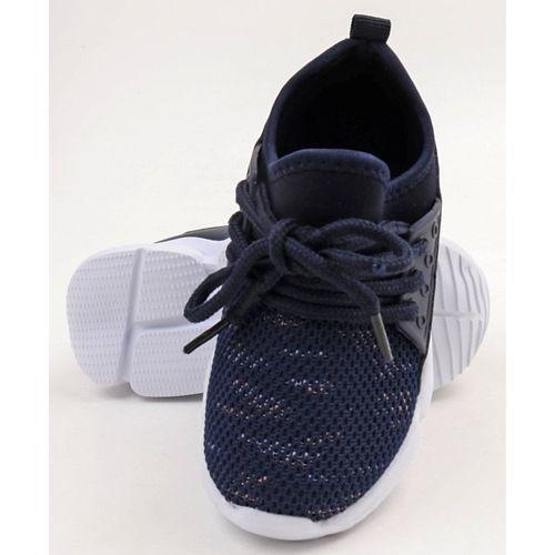 Cute Walk by Babyhug Sport Shoes - Blue