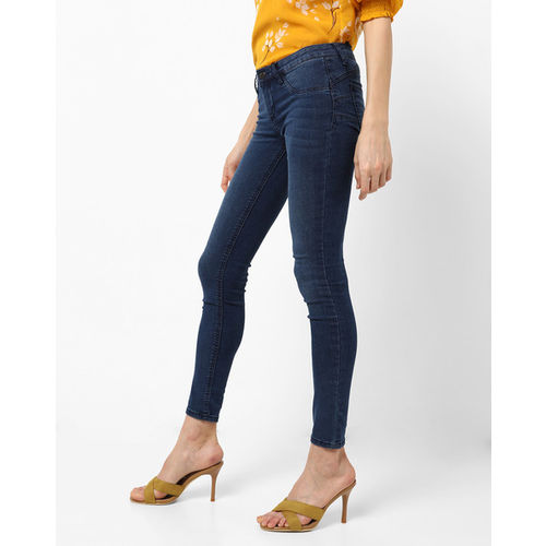 TALLY WEiJL Mid-Rise Slim Fit Jeans