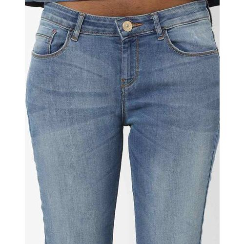 JEALOUS 21 Mid-Rise Tapered Fit Jeans