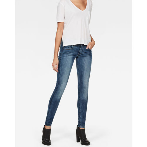G STAR RAW Lynn Heavy-Wash Super Skinny Jeans