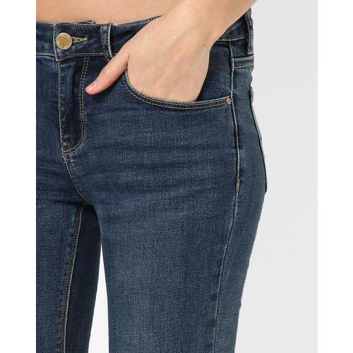 TALLY WEiJL Lightly Washed Skinny Fit Jeans