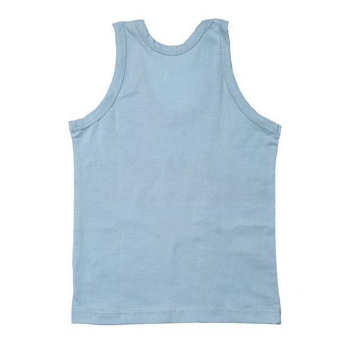 Plan B Mighty Men Boy Vests - Blue Grey