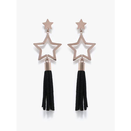 E2O Fashion Star-shaped Drop Earrings