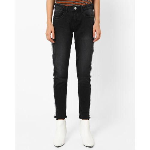 DNMX Mid-Rise Skinny Jeans