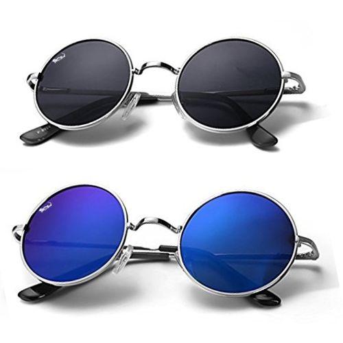 Elligator Round Sunglasses