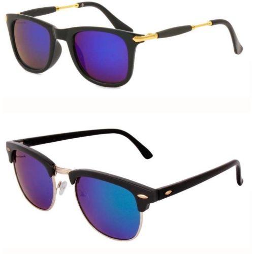 Barbarik Clubmaster, Wayfarer Sunglasses