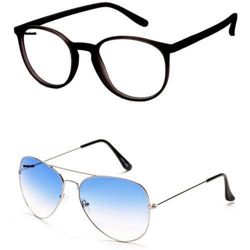 Barbarik Aviator, Cat-eye Sunglasses