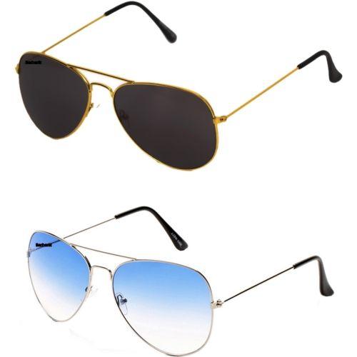 Barbarik Aviator Sunglasses