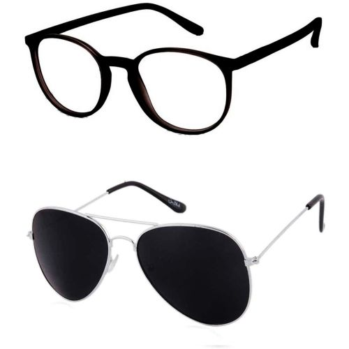Barbarik Aviator, Cat-eye Sunglasses