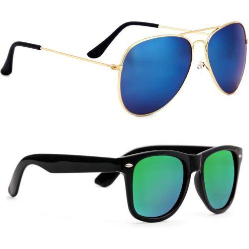 Elgator Aviator, Wayfarer Sunglasses