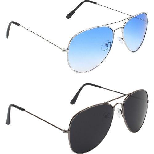 ABNER Aviator Sunglasses