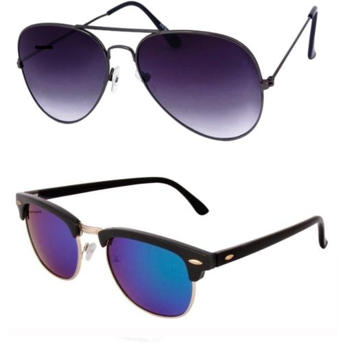 Barbarik Aviator, Clubmaster Sunglasses