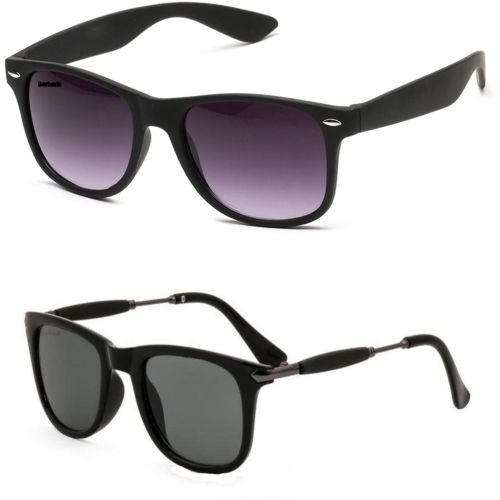 Barbarik Aviator, Wayfarer Sunglasses