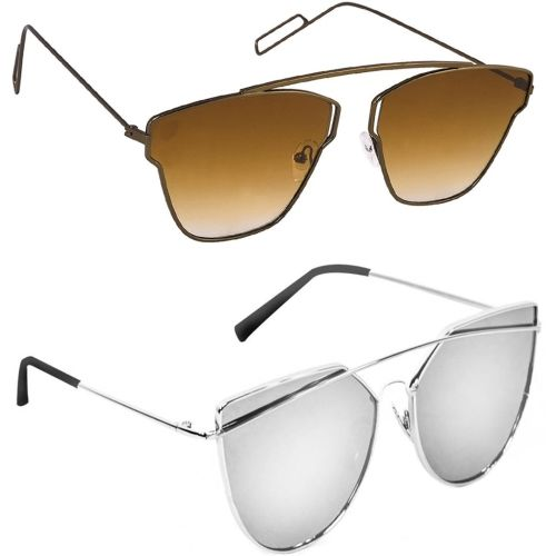 Elgator Butterfly, Aviator Sunglasses