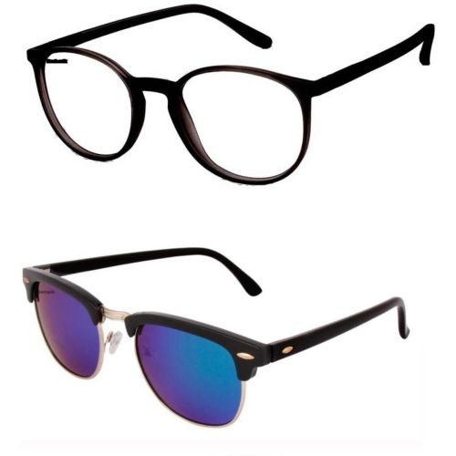 Barbarik Clubmaster, Cat-eye Sunglasses