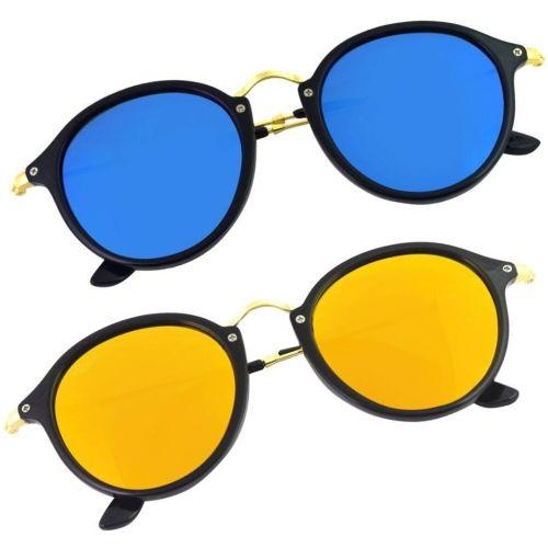 Phenomenal Cat-eye, Round Sunglasses