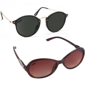 Scaglia Cat-eye Sunglasses
