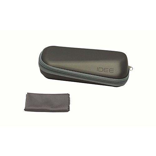 IDEE 1809-C3 Black And Blue Wayfarer Full-frame Sunglasses For Men & Women