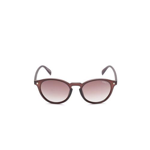 I DEE Unisex Oval Sunglasses EC1190