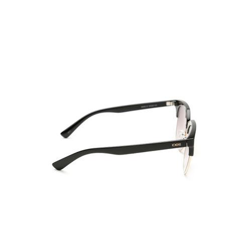 I DEE Unisex Mirrored Browline Sunglasses EC578