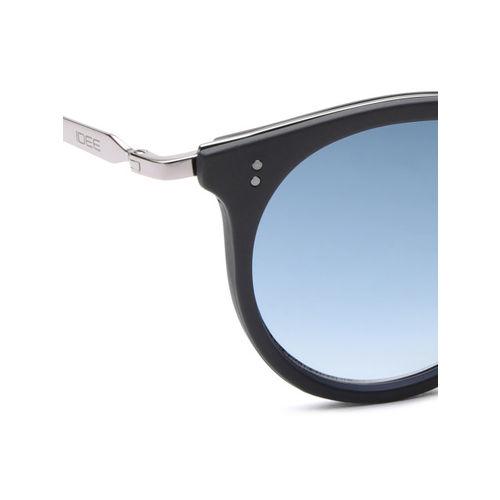 I DEE Unisex Oval Sunglasses EC1196