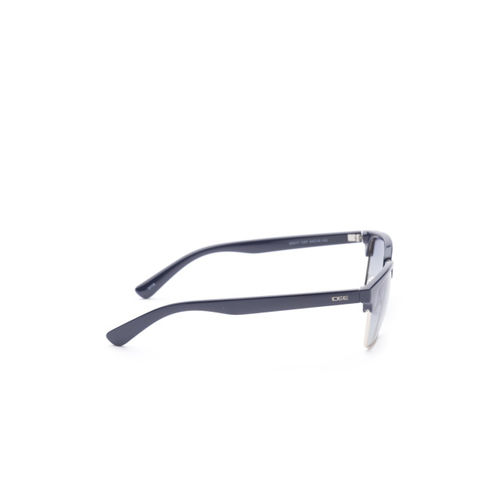 I DEE Unisex Polarised Browline Sunglasses EC1257