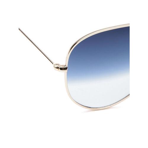 I DEE Unisex Aviator Sunglasses EC1321