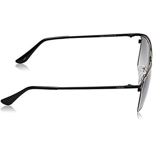 IDEE Gradient Square Men's Sunglasses - (IDS2356C2SG|53|Green Gradient Color)