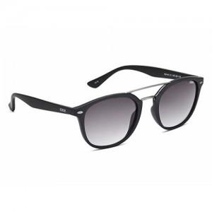 IDEE Gradient Square Men's Sunglasses - (IDS2444C1SG 52 Smoke Gradient Color Lens)