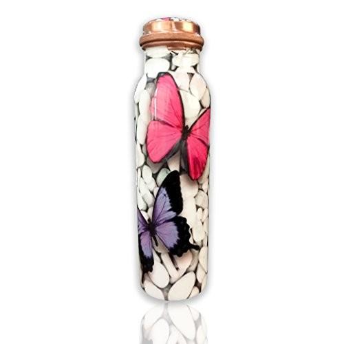 VIP Butterfly Pure Copper Bottle 1 Litre