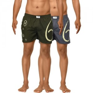 La Intimo Graphic Print Men Boxer