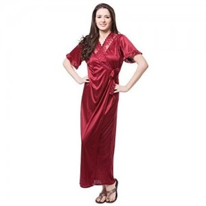 54a30b73a04 Buy Keoti Women s Nighty with Robe online
