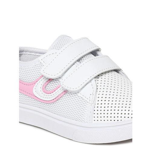 Kittens Girls Pink Sneakers