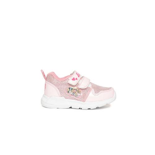 Barbie Girls Pink Sneakers