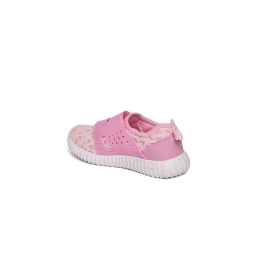 Fame Forever by Lifestyle Girls Pink Slip-On Sneakers