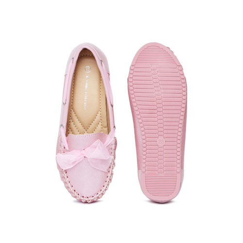 Fame Forever by Lifestyle Girls Pink Boat Shoes
