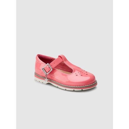 next Girls Pink Sneakers